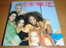 SPICE GIRLS 2 BECOME 1 CD SINGLE CARD SLEEVE used