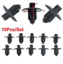 10pcs Engine Side Cover Clips Retainer Fastener #90467-07117 For Toyota Lexus
