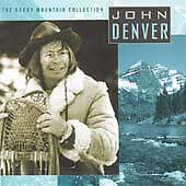 The Rocky Mountain Collection by John Denver (CD, Apr-1996, 2 Discs, RCA)