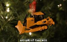 Custom Caterpillar CAT D7E Bulldozer 1/83 Scale Christmas Ornament Deere Volvo