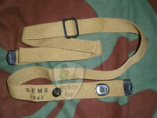 US Army cinghia Carabina M1, Carbine canvas sling ammo pouch field