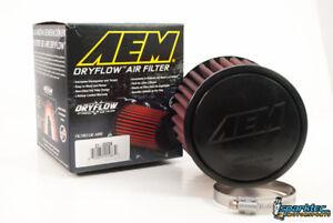 AEM Universal 2.75'' DryFlow Air Intake Cone Filter 21-202DK Car/Truck/SUV NEW