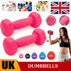 1 Pair of 1- 5kg Dumbbells Weights Home Gym Fitness Aerobic Exercise Hand Sports