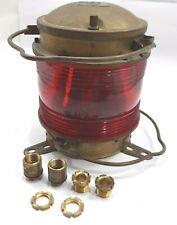 Nippon Sento P23 Lighter Red Light Electric Lamp Bulb Since 1992 Vintage Antique