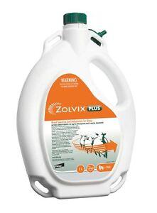 Zolvix Plus Low Voloume Oral Anthelmintic Broad Spectrum Drench for Sheep 5 ltr