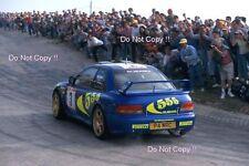 Colin McRae SUBARU IMPREZA WRC 97 PORTUGAL RALLY 1997 fotografia 2