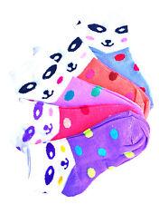 5 PAAR Kinder Baby Socken Strümpfe Mädchen bunt  Söckchen Sneaker 20-26 NEU #18