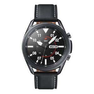 Buono! Samsung Galaxy Watch 3 R840 Stainless Steel 45mm Bluetooth - Mystic Black