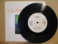 "a-ha – I've Been Losing You   Vinyl 7"" Single Pop UK 1986   WARNER BROS - W8594"