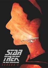 Star Trek Next Generation Season 6 - DVD Region 1