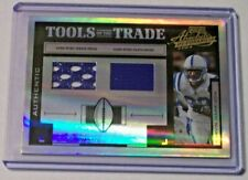 04 Absolute Memorabilia Tools of the Trade Dual Jersey Patch Marvin Harrison /10