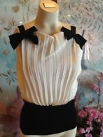 CHANEL MOST BEAUTIFUL BLOUSE, TOP, NEW, NEVER WORN, FROM 05 P COLLECTION