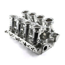 Ford FE 390 427 428 Downdraft EFI Stack Intake Manifold System Complete Polished
