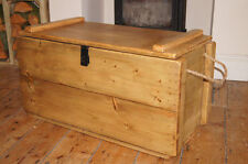 Antique Style Handmade Trunks and Chests