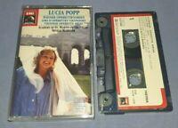 LUCIA POPP VIENNESE OPERETTA ARIAS PAPER LABELS cassette tape album T9021