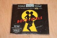 RARE PROMO Tony Toni Tone - Boys & Girls CD Soul Food Rare Edits