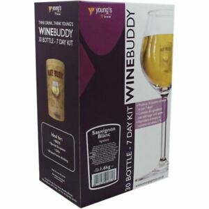 WineBuddy 30 Bottle Sauvignon Blanc