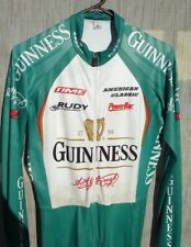 Team GUINNESS Cyclocross Skinsuit by CAPO forma - XL, Long Sleeve