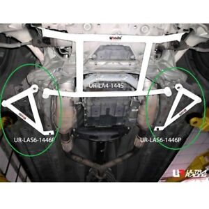 Ultra Racing Front Lower Bar Subframe Member Brace for Infiniti G37 3.7L 08-15