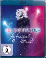 HELENE FISCHER: FARBENSPIEL, LIVE - DIE TOURNEE (Blu-ray Disc) NEU+OVP