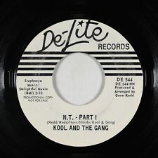 Funk 45 - Kool & the Gang - N.T. - De-Lite - VG+ mp3