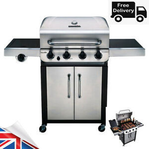 Char-Broil Convective 440S BBQ GRILL Gas Burner Barbecue Garden Outdoor Dining