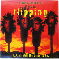 FLIPPING LASERDISC Sealed NEW 90s L.A. Gangster Crime Drama LD Movie 1996