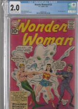 WONDER WOMAN # 125 CGC 2.0