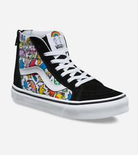 b07f788fa18ade Vans Sk8 Hi Zip Dallas Clayton Unicorns Multi Toddler 4.5 Shoes New Rainbow