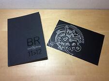 Catalogue Catalogue BELL & ROSS Catalog 11>12 - FR & ENG - For Collectors