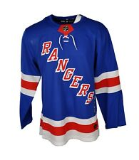 Adidas NHL New York Rangers Authentic CA7102 Jersey size 50 Retail $180 Sewn