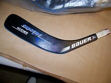 Bauer Supreme Total One Sr Left Hockey Stick Composite Blade Harpoon Latch