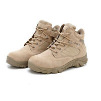 Military Tactical Boots Desert Combat Outdoor Army Hiking Travel Botas Shoes