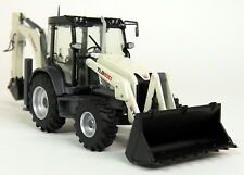 NZG 1/50 Scale Terex TLB890 Backhoe Loader Diecast model Construction Truck