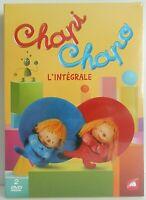 CHAPI CHAPO - Neuf coffret DVD l'intégrale série tv 1973 FR ( casimir goldorak )
