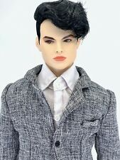 "INTEGRITY TOYS FASHION ROYALTY COCKTAILS FOR MEN LAIRD DRAKE DOLL 12"" NUDE"