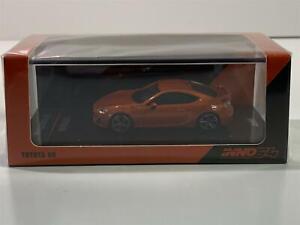 Toyota 86 Orange 2014 1:64 Inno Models