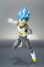Dragon Ball Z Super Saiyan God Vegeta S.H. SH Figuarts WEB EXCLUSIVE Figure