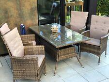 Gartentisch Mit Stühlen In Tisch Stuhl Sets Günstig Kaufen Ebay