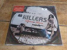 THE KILLERS - SAM'S TOWN - LIMITED EDITION PICTURE DISC EDITION LP !!!!