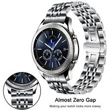 Samsung Galaxy Watch Band Gear S3 Bands 22Mm Stainless Steel Metal 46Mm Trumirr