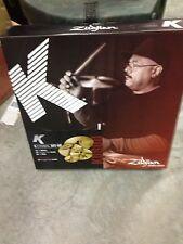 Zildjian K0800 K Cymbal Box Set