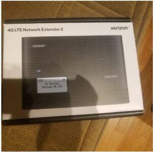 Verizon SamSung SLS-BU10B (Returnable-Complete) 4G5G  Network Extender 2