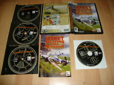SECRET WEAPONS OVER NORMANDY DE LUCASARTS PARA PC CON 4 DISCOS USADO COMPLETO