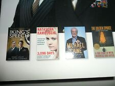 4in1Novels:The King's Speech, 3,096 Days,The Elephant to Hollywood&The Golden Sp