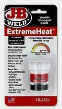 Jb Weld Extreme Heat Temperature Resistant Metallic Paste Automotive Repair 3oz