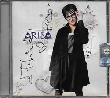 "ARISA - RARO CD CON AUTOGRAFO "" SINCERITA' """