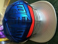 new era transformers blue visor red 59Fifty7 3/8