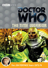DOCTOR WHO - THE TIME WARRIOR - DVD - REGION 2 UK
