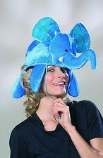 chapeau éléphant bleu barrissant oreilles qui bougent [0700020] deguisement fete